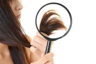 家でもできる『髪のダメージ診断』